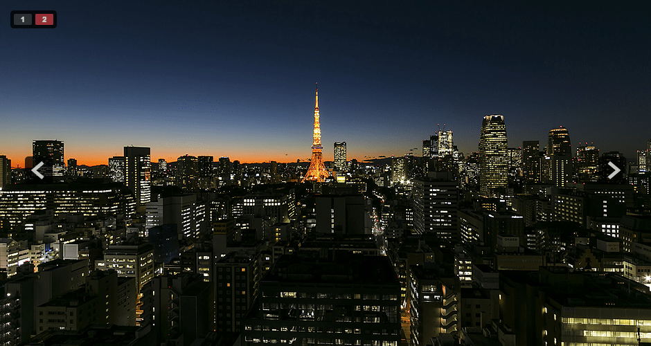 ホワイトタワー浜松町の眺望