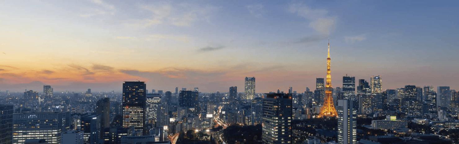 クレストプライムタワー芝の眺望