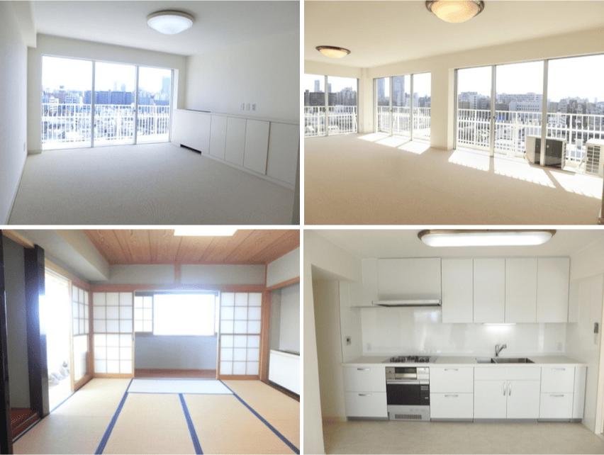 三田綱町パークマンション4LDKのイメージ