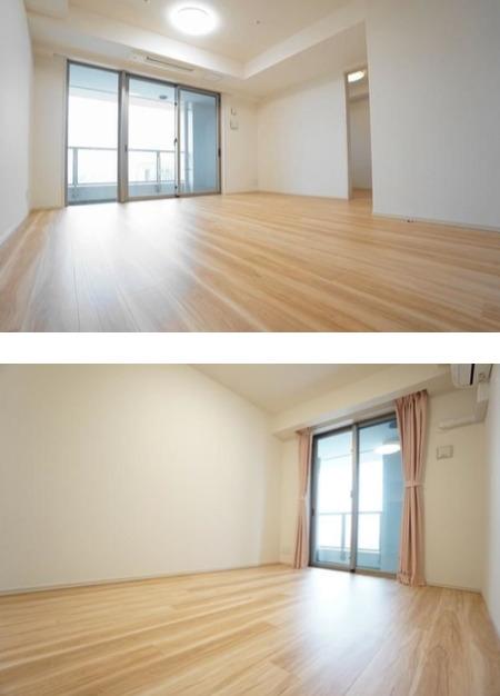 ザ・パークハウス西新宿タワー60の室内