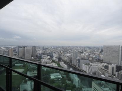 シティタワー品川の眺望
