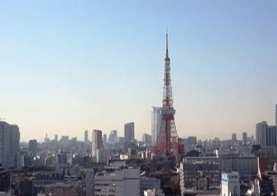 浜松町スクエアStudioの眺望