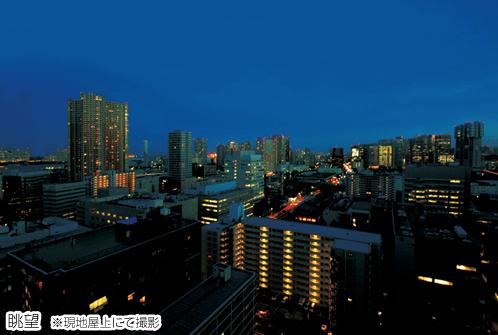 芝浦スクエアハイツの眺望