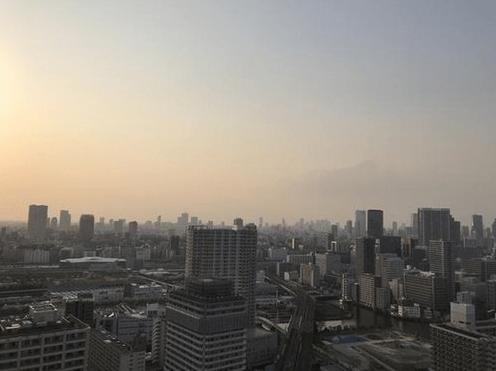 ベイクレストタワーの眺望