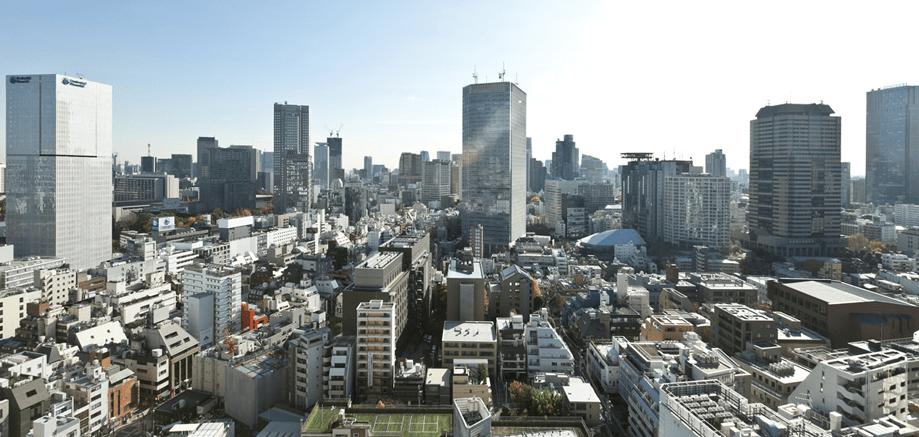 エル・セレーノ元赤坂レジデンスの眺望