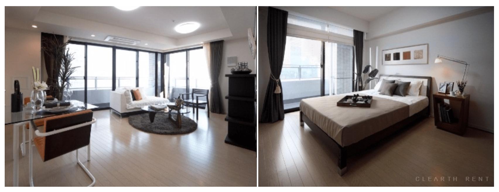 コンシェリア西新宿の室内イメージ