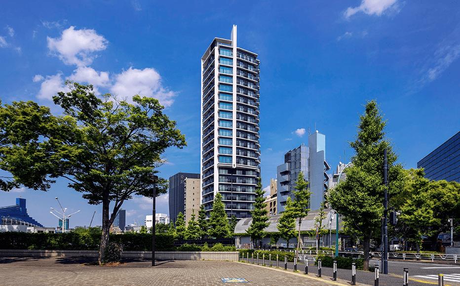 ラトゥール渋谷神南の外観イメージ