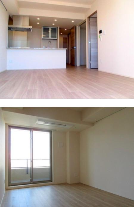 ブリリアザタワー東京八重洲アベニューの室内