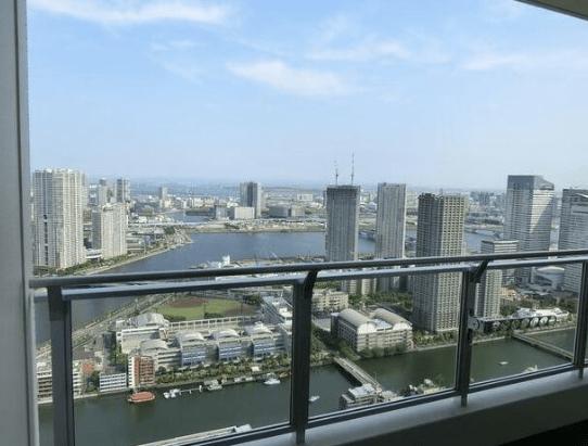 キャピタルゲートプレイスザ・タワーの眺望