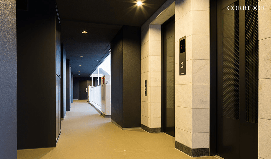 エレベーターホールのイメージ