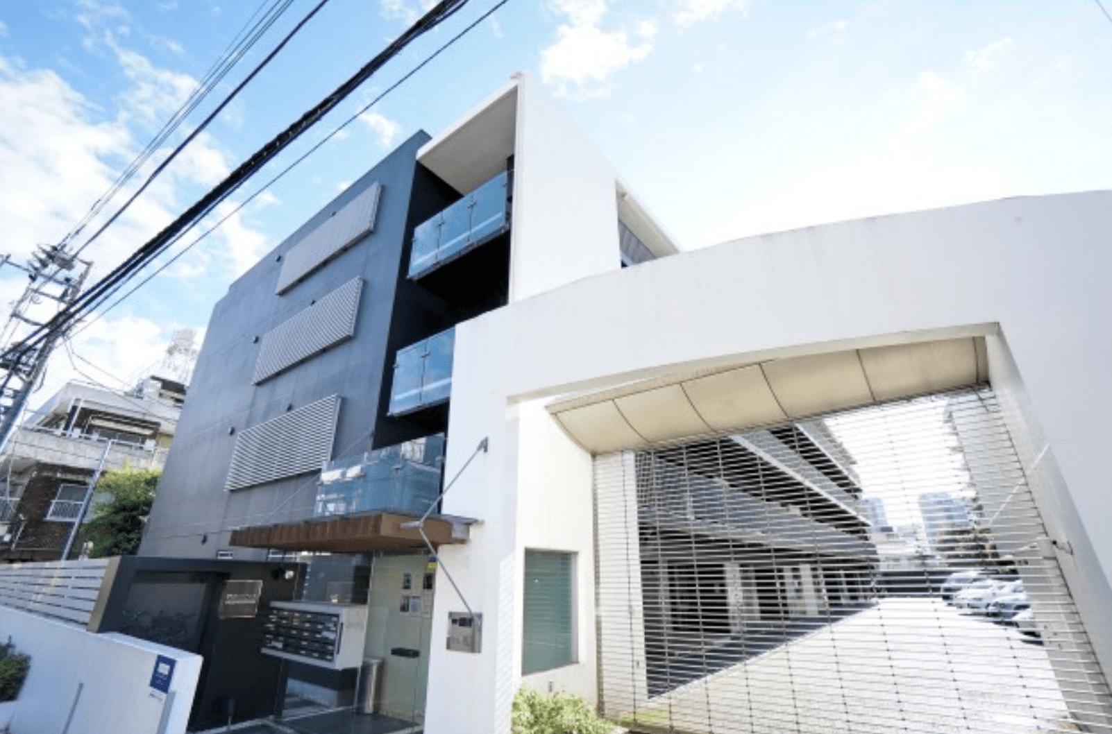 レジディア北新宿の外観イメージ