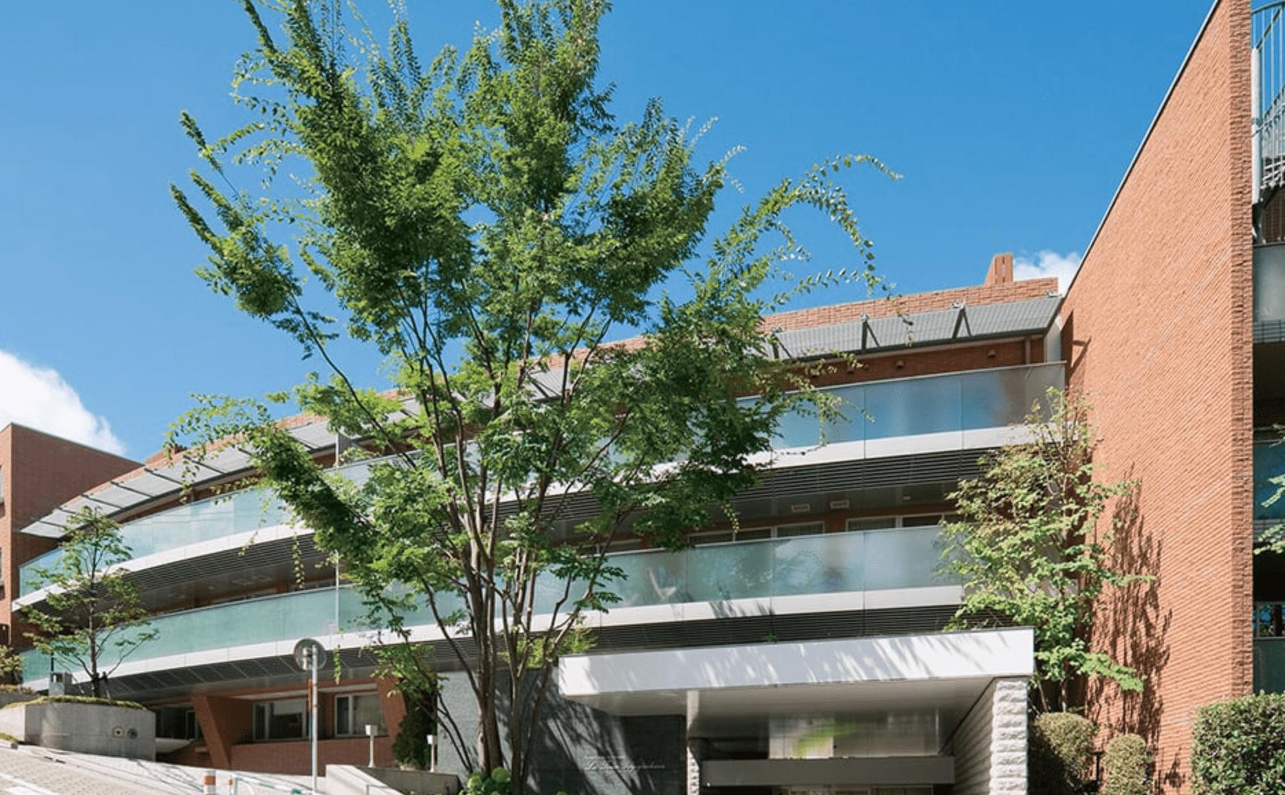 ラトゥール代々木上原の外観イメージ