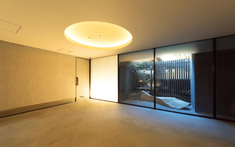 プラウドフラット浅草雷門のエントランスイメージ