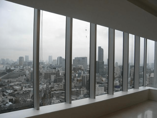 モデルノトッレ松濤の眺望