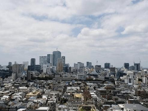 ザ・神宮前レジデンスの眺望