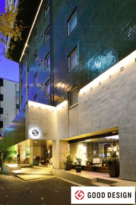 ホテル&レジデンス六本木の外観イメージ