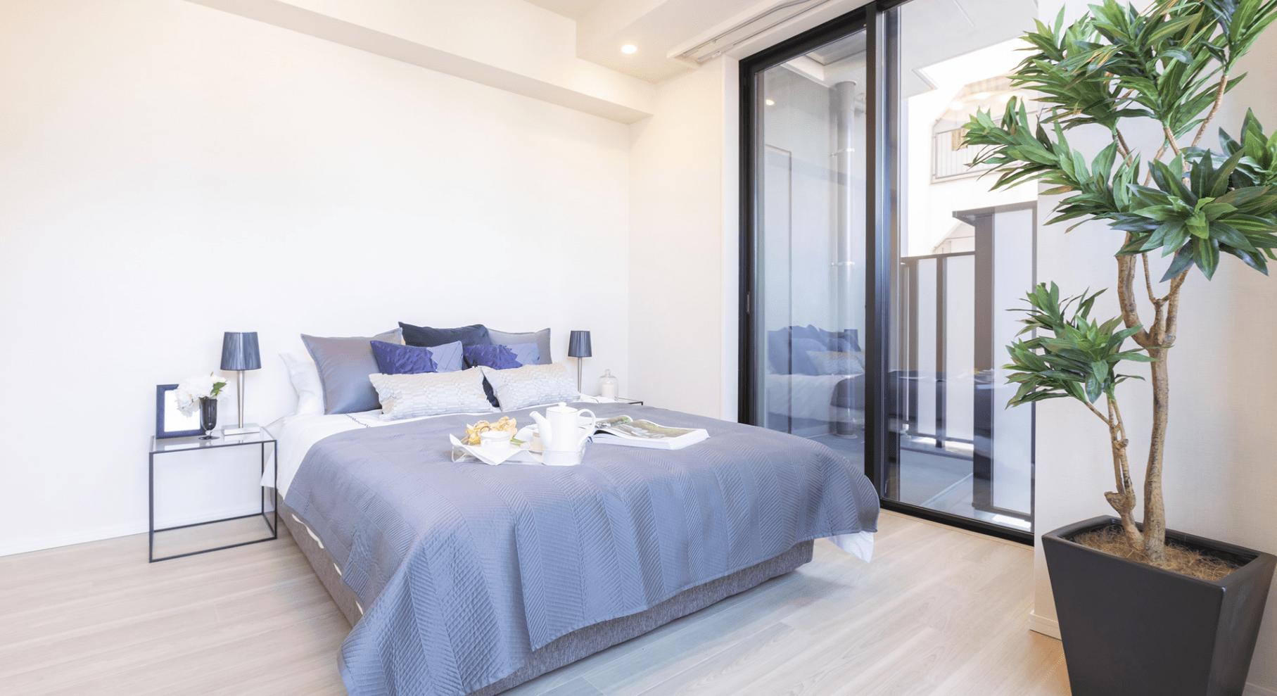 ラ・トゥール渋谷神南のベッドルーム