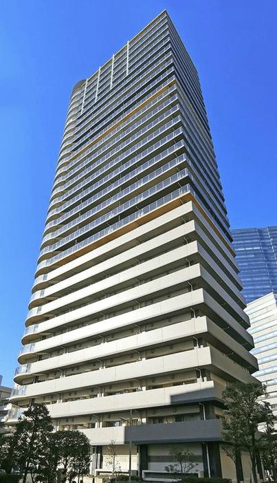 ブリリアタワー大崎のイメージ