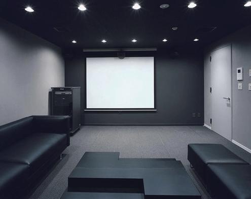大崎ウエストシティタワーズのシアタールーム