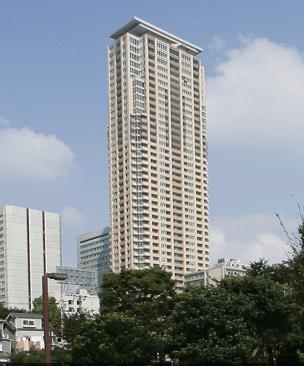 パークアクシス青山一丁目タワーのイメージ