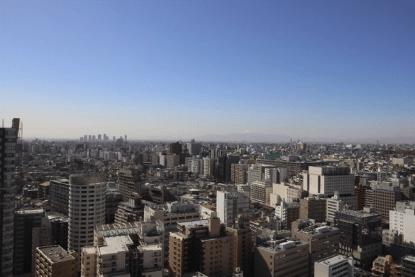 アートヴィレッジ大崎ビュータワーの眺望