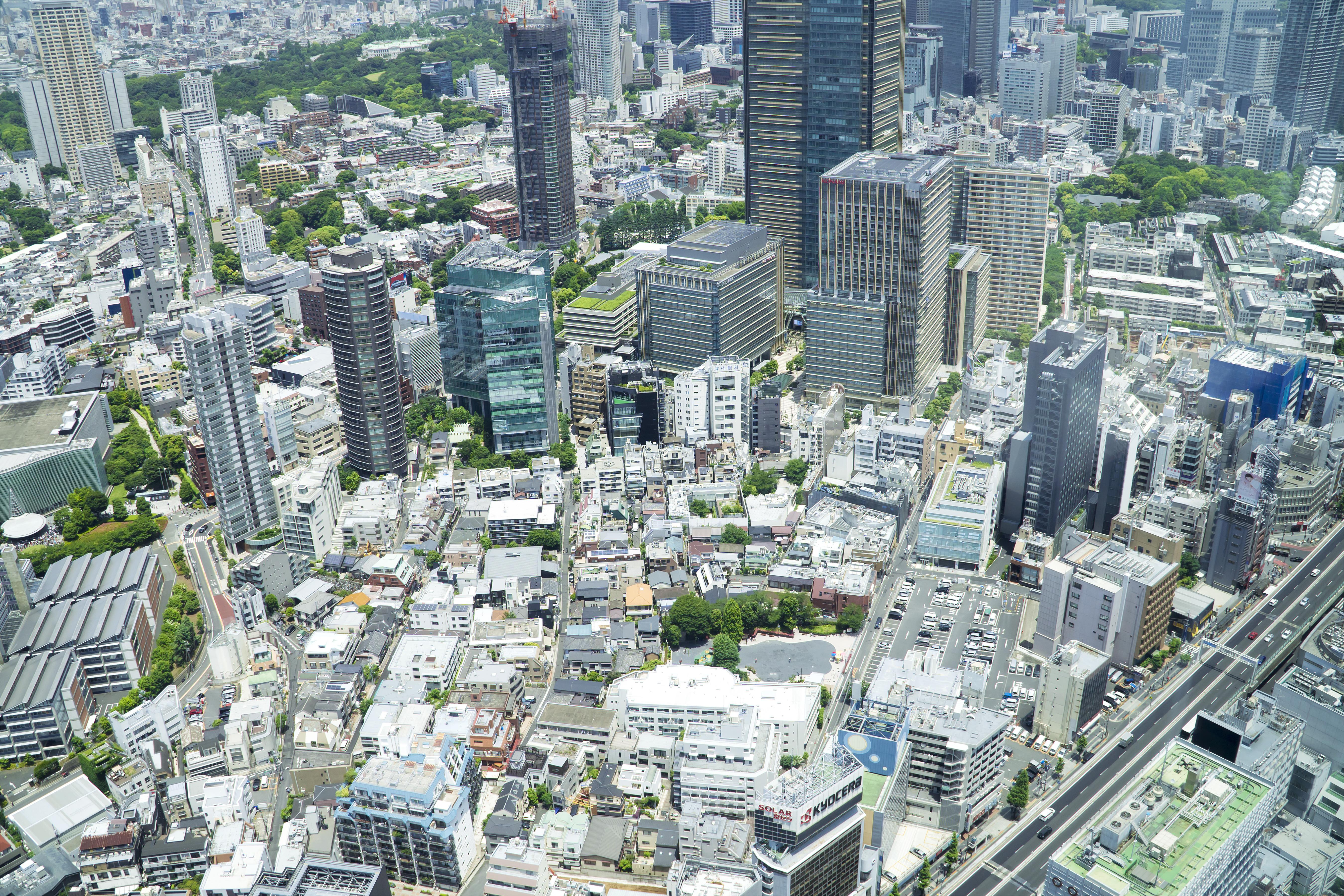 乃木坂タワーマンションのアイキャッチ