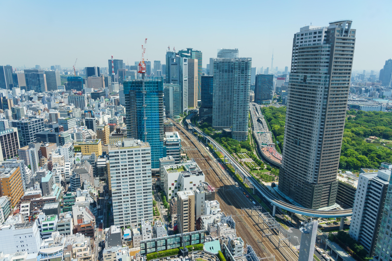 浜松町タワーマンションのイメージ