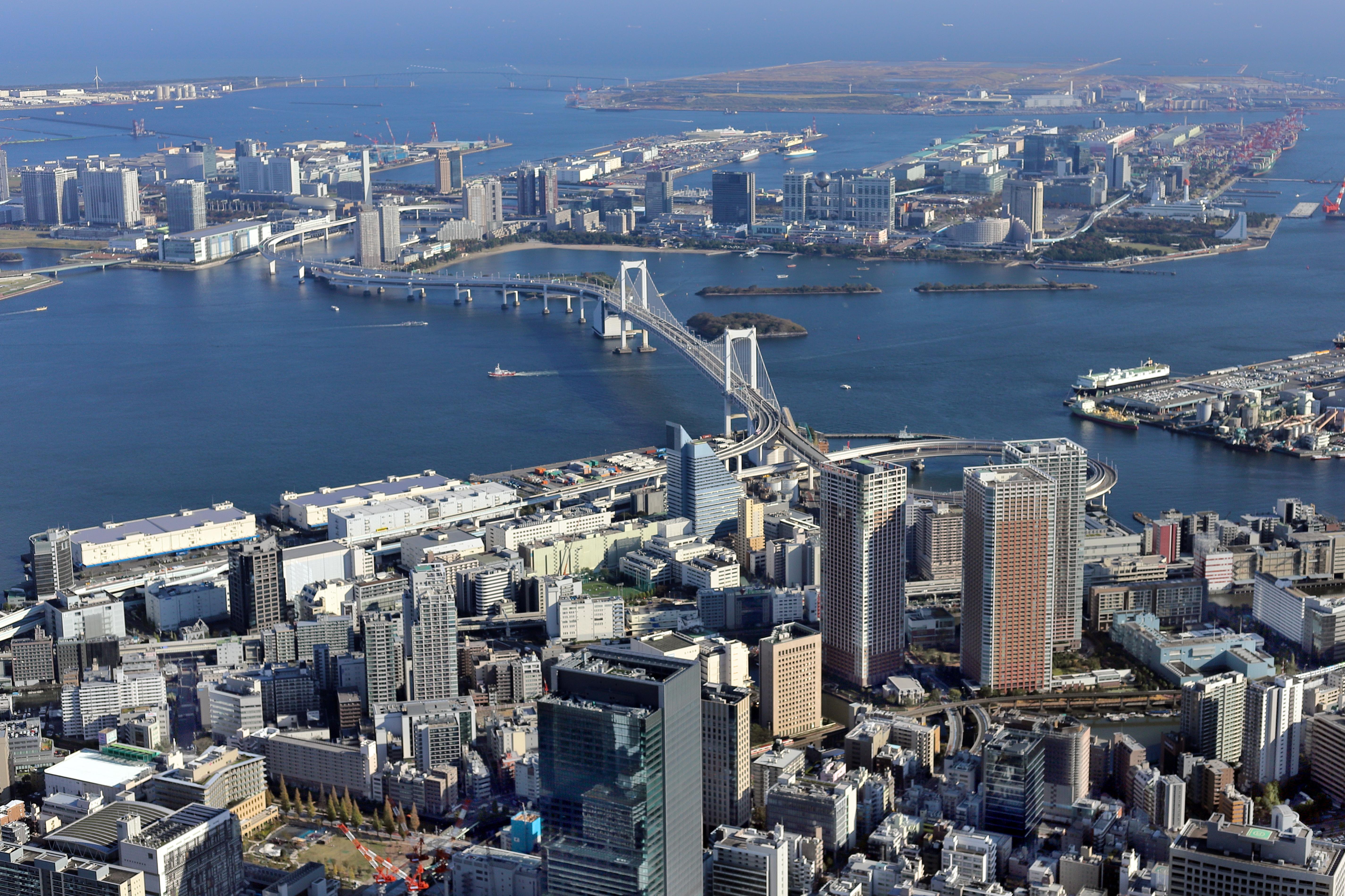 田町タワーマンションのイメージ