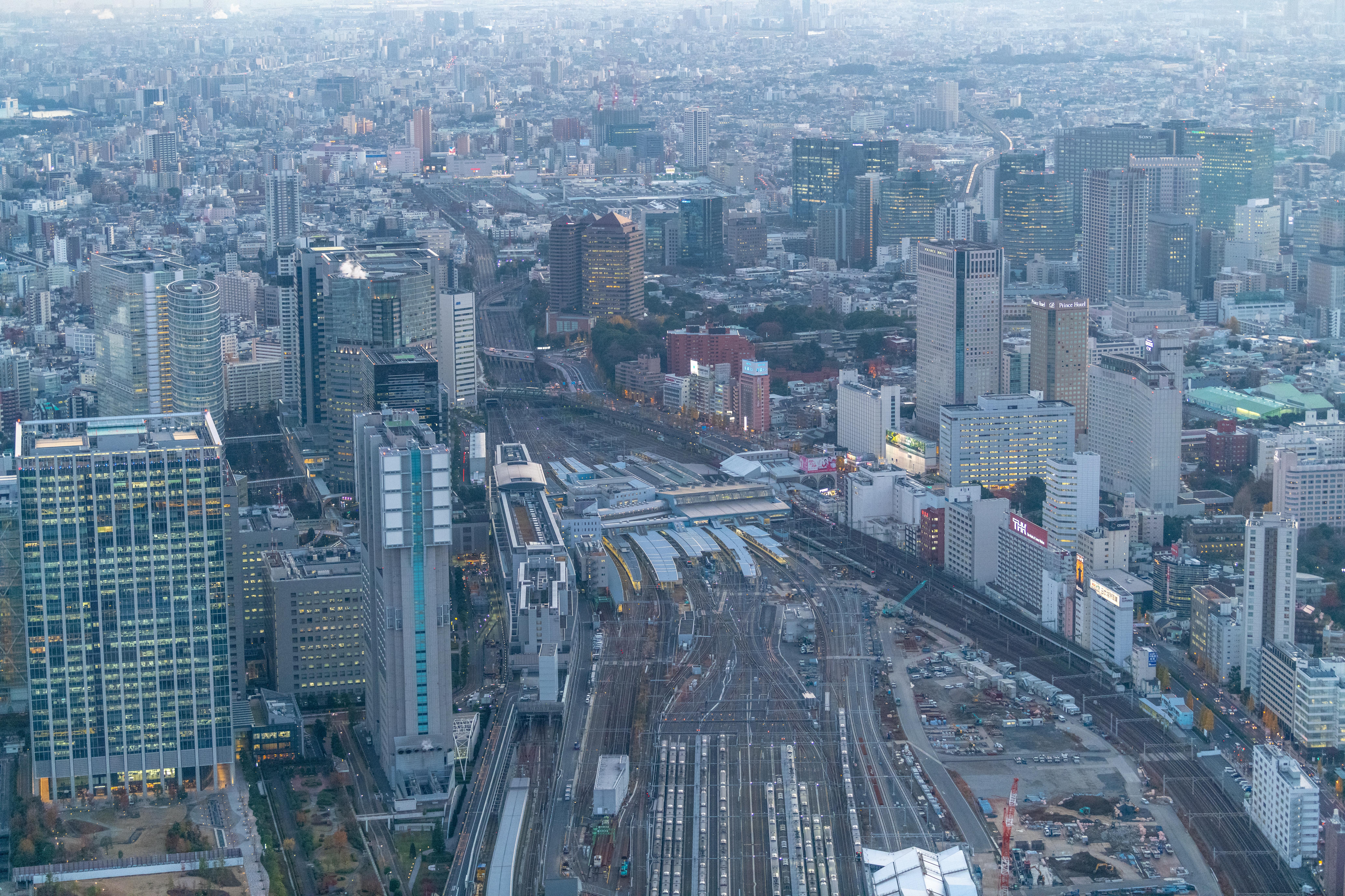 港区品川タワーマンションのイメージ