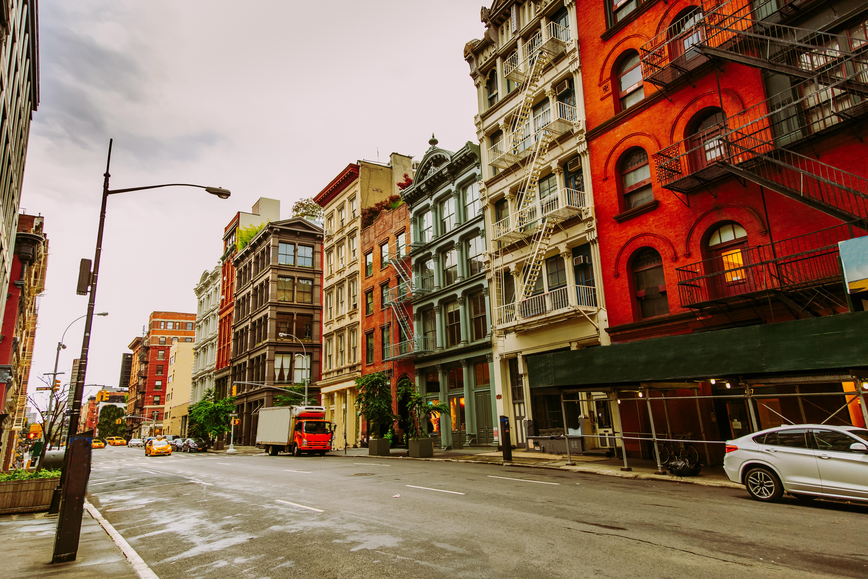 NYのSOHO地区