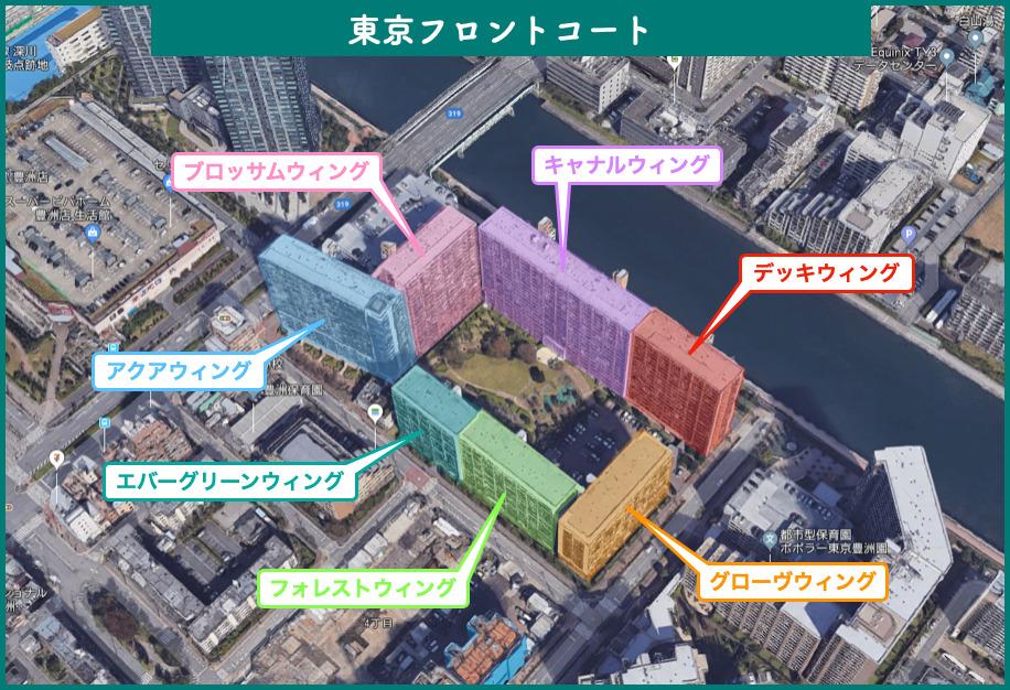 東京フロントコートのイメージ