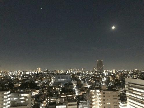 シティタワー目黒の眺望