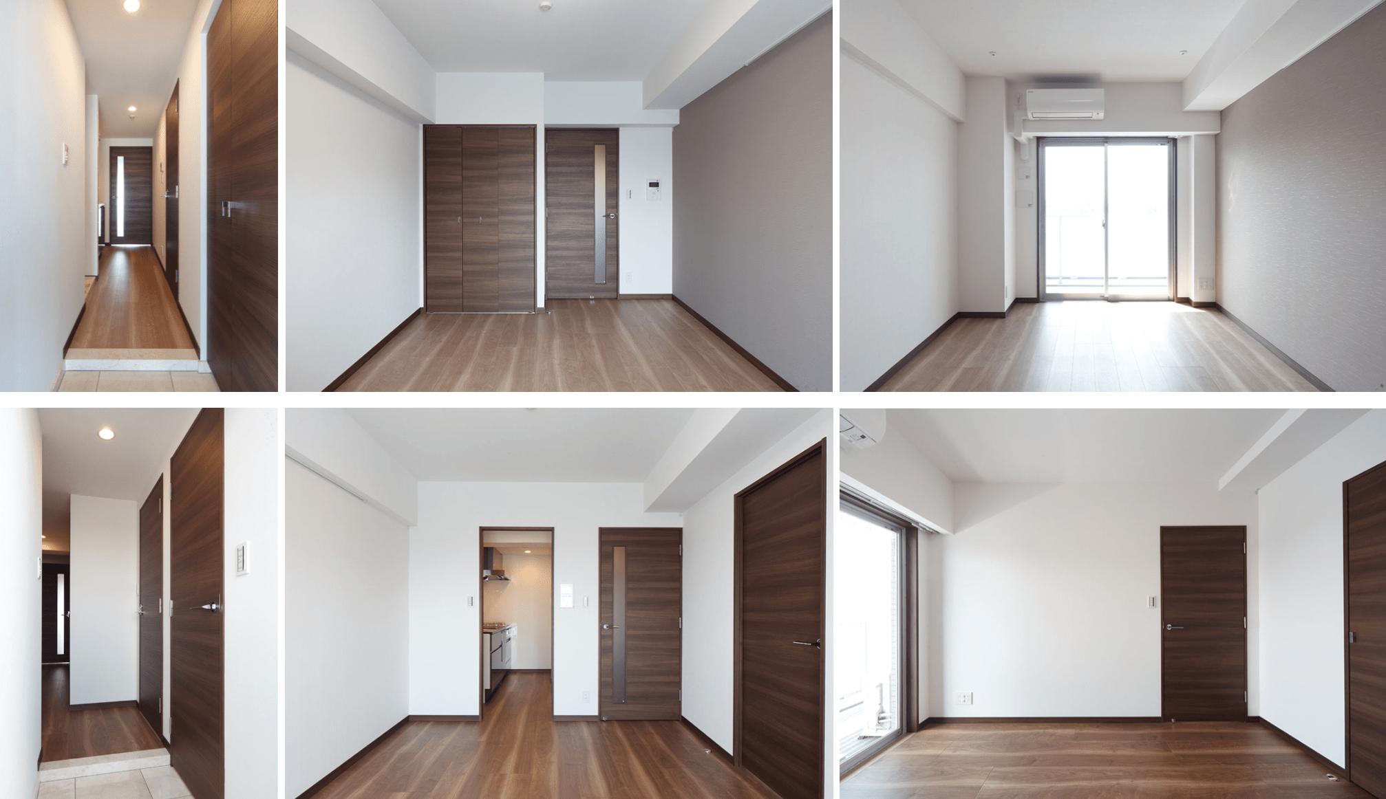 ジェノヴィア新宿グリーンヴェールの室内写真