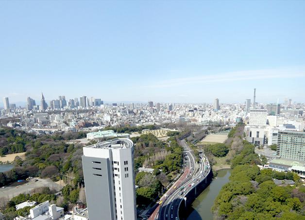 赤坂Kタワーレジデンスの眺望