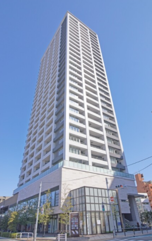 ブリリア大井町ラヴィアンタワーのイメージ
