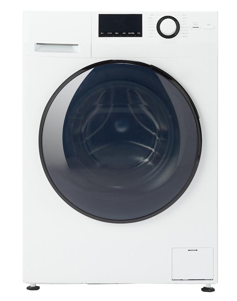 無印良品のドラム式洗濯機