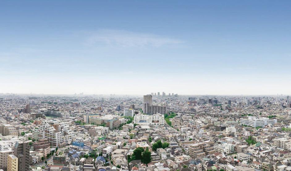 シティタワー大井町の眺望