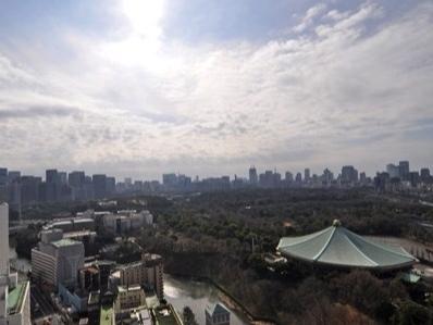 北の丸スクエア ザ・テラスの眺望