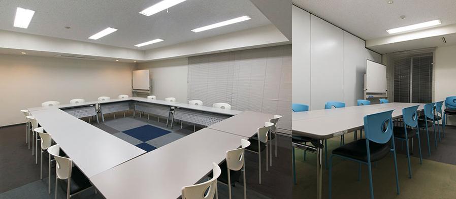 パークシティ武蔵小杉ミッドスカイタワーのカンファレンスルーム