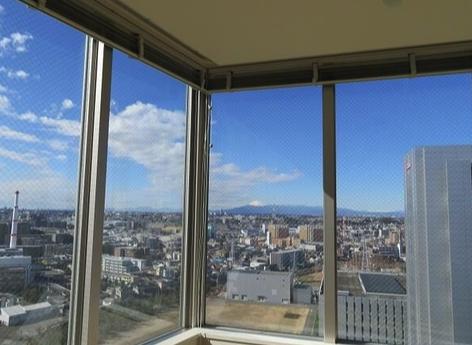 川崎ゲートタワーの眺望