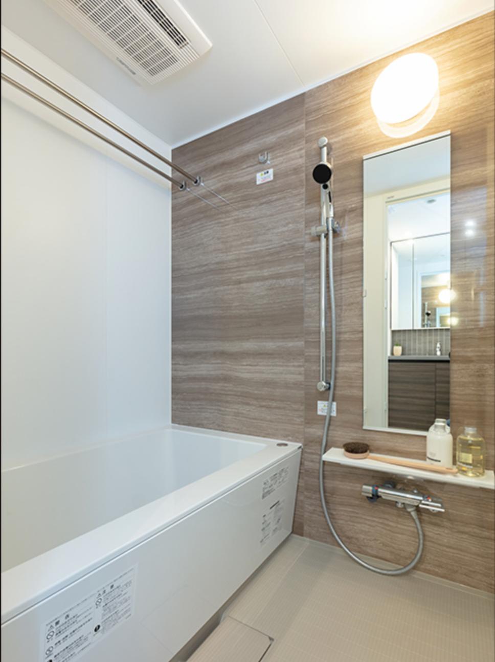 パークハビオの浴室