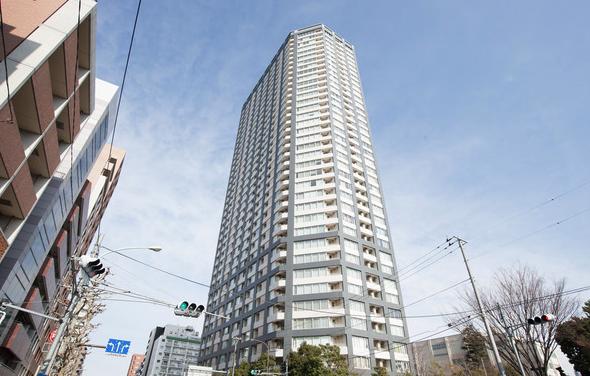ザ・センター東京のアイキャッチ