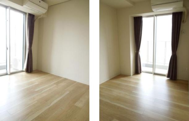 川崎ゲートタワーの室内