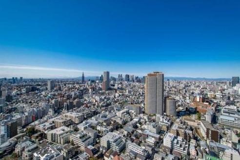 ザ・センター東京の眺望