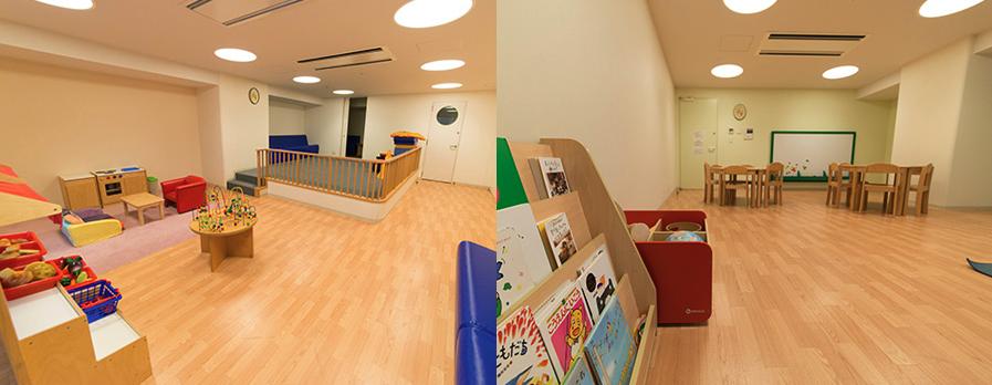 パークシティ武蔵小杉ステーションフォレストタワーのキッズルーム