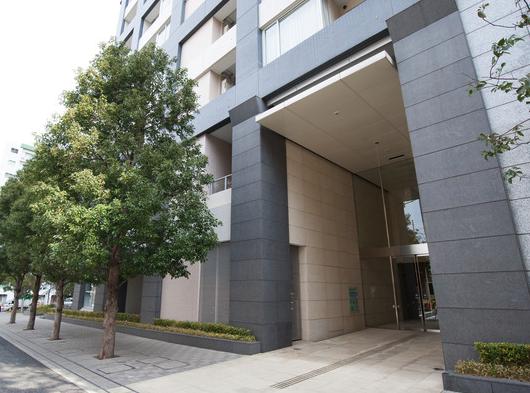 ザ・センター東京のエントランス