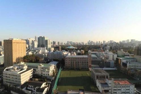 プラウドタワー千代田富士見レジデンスの眺望