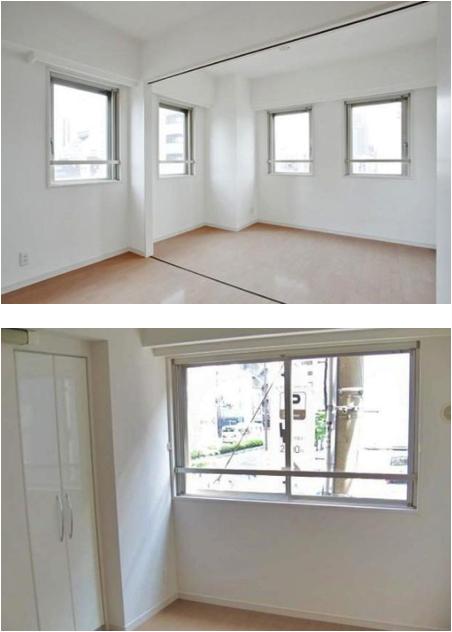 コンフォリア三田ノースの室内