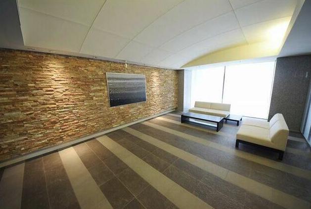 レジディア芝大門Ⅱのエントランスホール