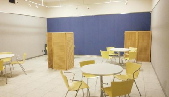 パークアクシス西麻布ステージのミーティングスペース